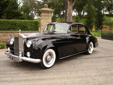 1959 rolls royce silver cloud i
