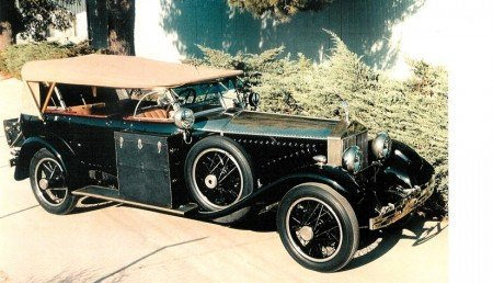 1926 rolls royce phantom i grand luxe