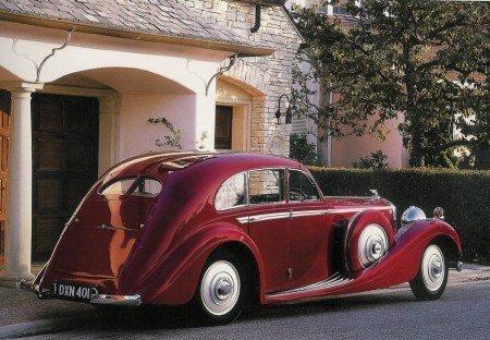 1936 Bentley 4 1/4 L.
