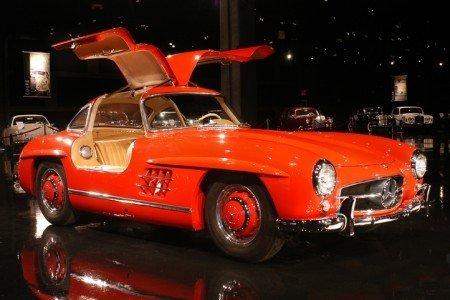 1956 mercedes benz 300sl gullwing