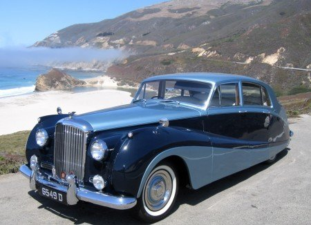 1957 bentley s1 sedan
