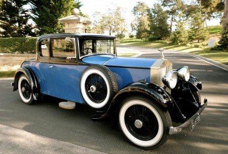 1930 rolls royce 20 25