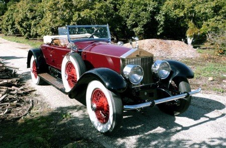 1928 rolls royce phantom i