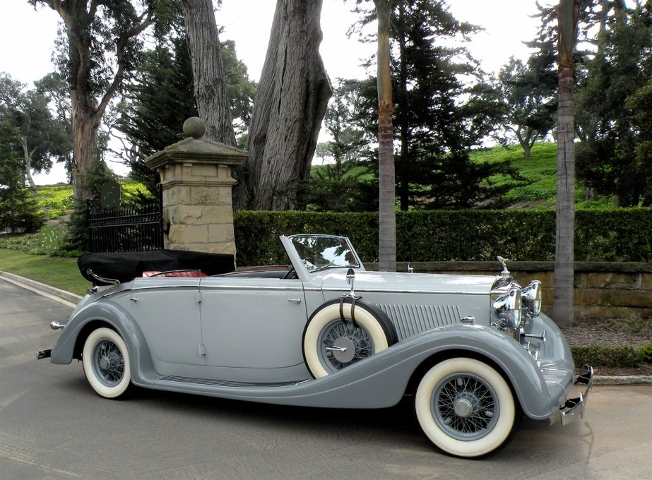 1937 rolls royce phantom iii cabriolet