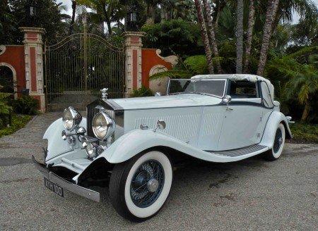 1934 rolls royce phantom ii drophead coupe