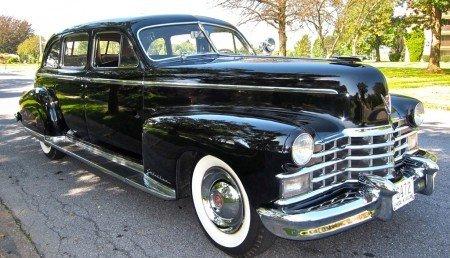 1947 cadillac series 75 limousine