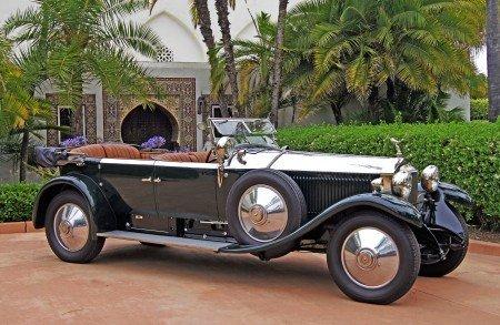 1927 rolls royce phantom i topedo tourer
