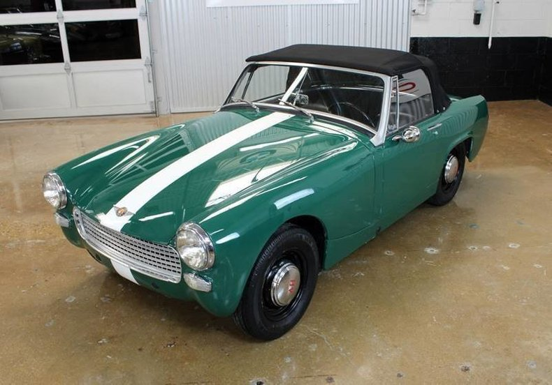 For Sale 1966 Austin-Healey Sprite MKIII