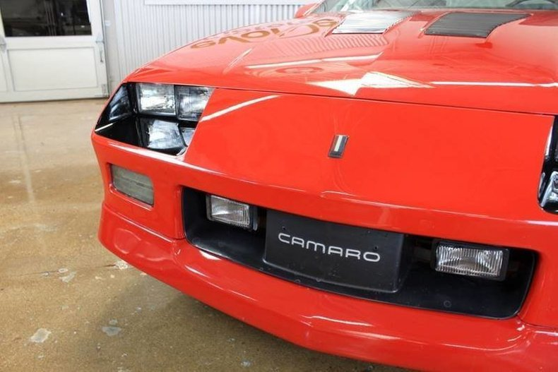 For Sale 1985 Chevrolet Camaro