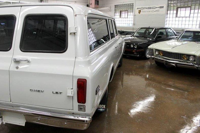 For Sale 1968 Chevrolet Suburban