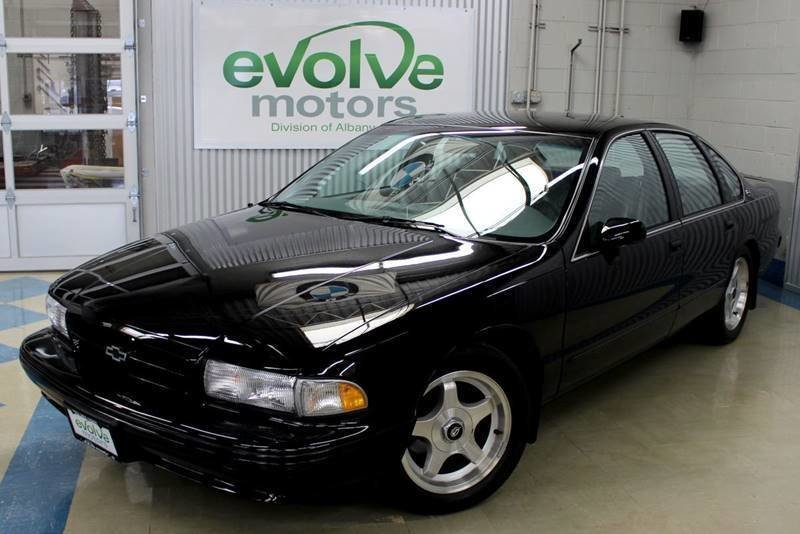 1994 chevrolet impala ss 4dr sedan