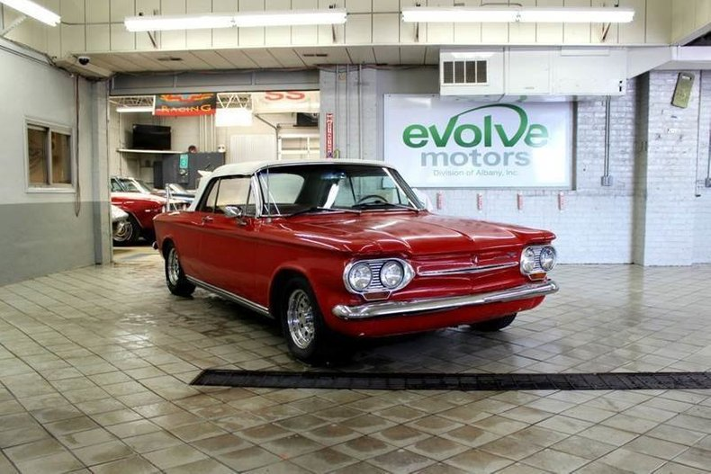 For Sale 1963 Chevrolet Corvair