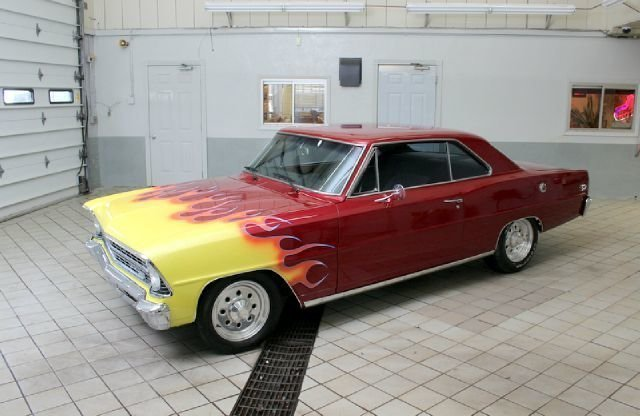 For Sale 1967 Chevrolet Nova