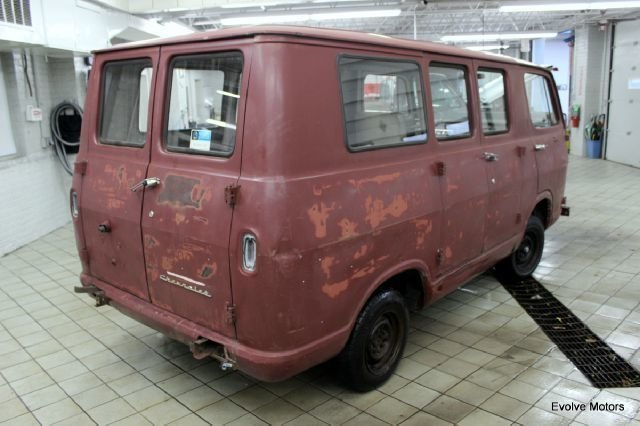 For Sale 1965 Chevrolet G12 Van