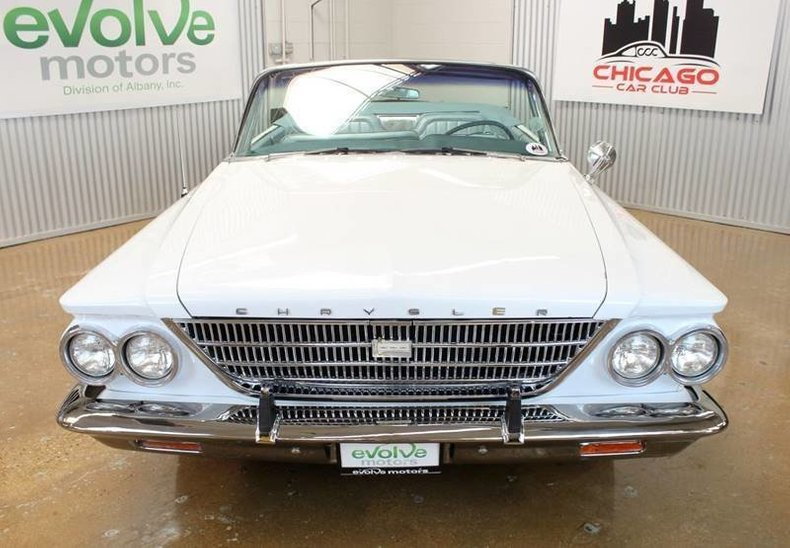 For Sale 1963 Chrysler Newport