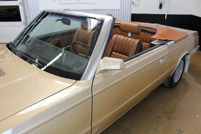 For Sale 1984 Chrysler Le Baron