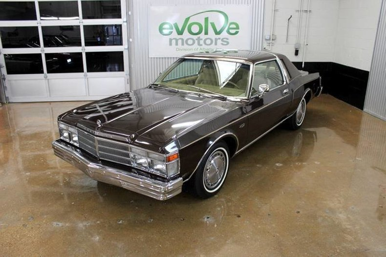 1979 Chrysler Le Baron