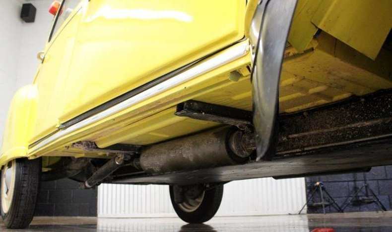 For Sale 1965 Citroen 2CV