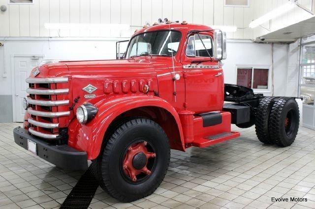 For Sale 1953 Diamond-T 921-T