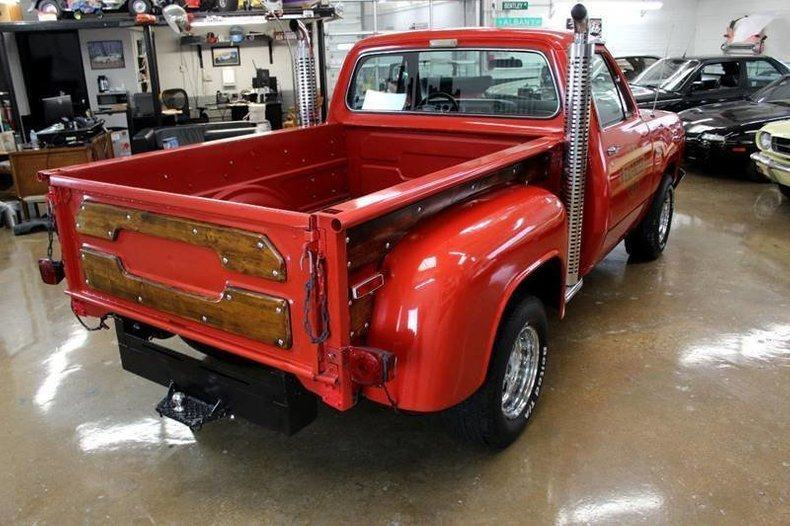 For Sale 1978 Dodge D150 Pickup
