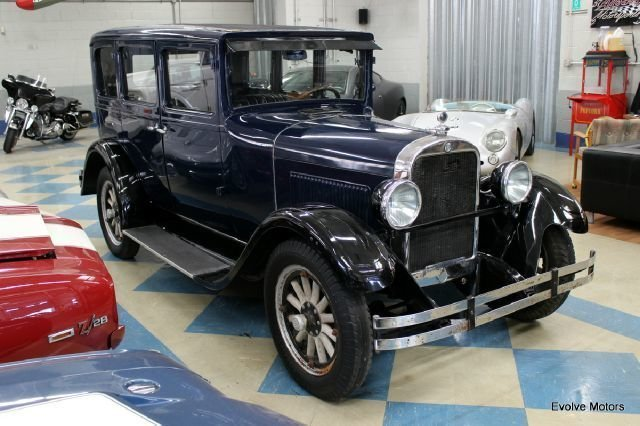For Sale 1928 Dodge Brothers 128
