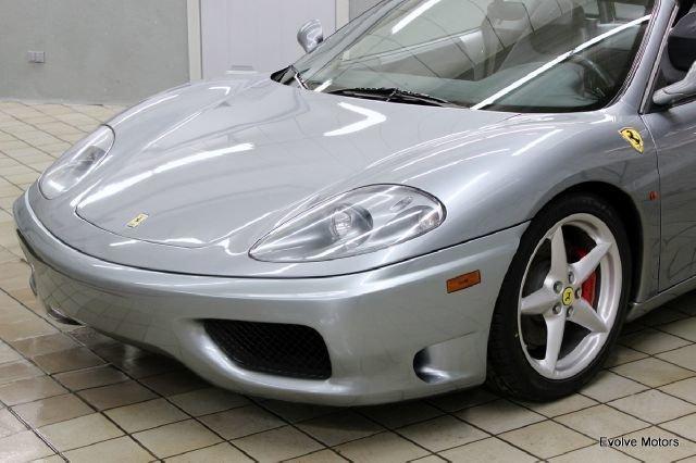 For Sale 2001 Ferrari 360 Spider