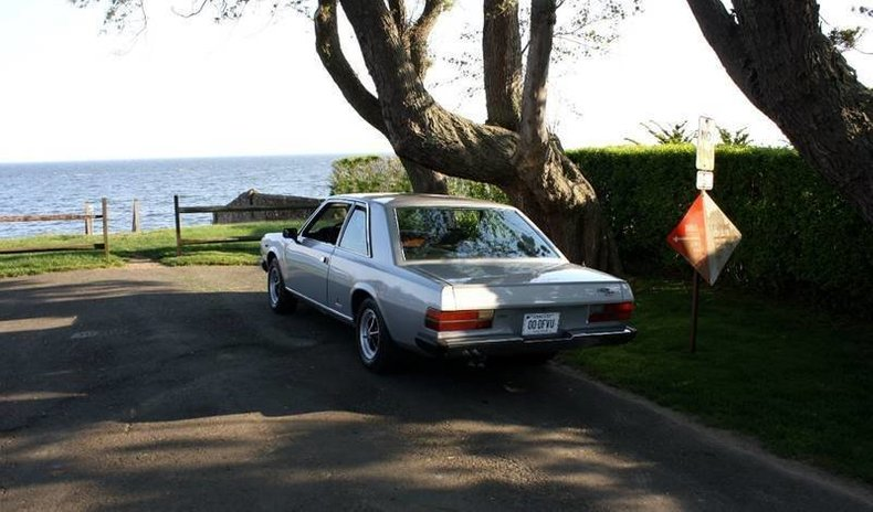 For Sale 1975 Fiat 130 Coupe