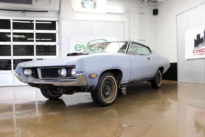 1971 Ford Torino | Chicago Car Club