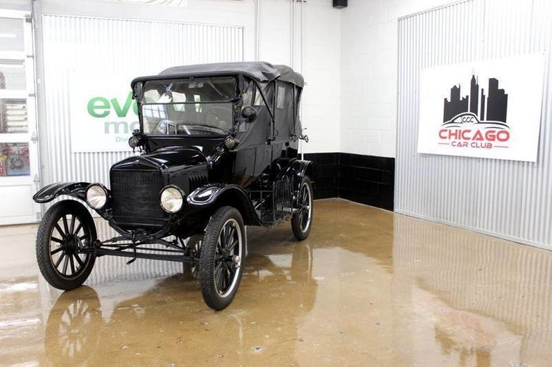 For Sale 1919 Ford Model T