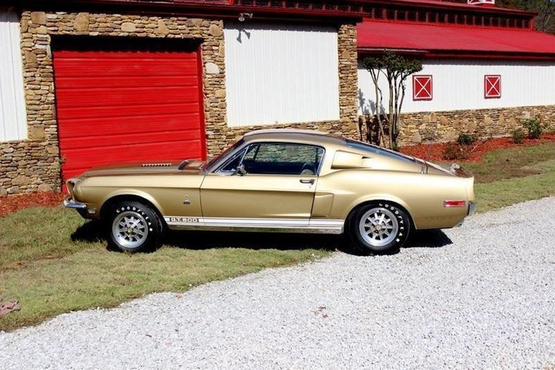 For Sale 1968 Ford Shelby GT500