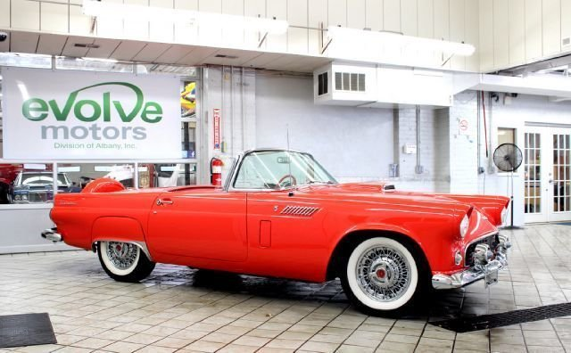 For Sale 1956 Ford Thunderbird