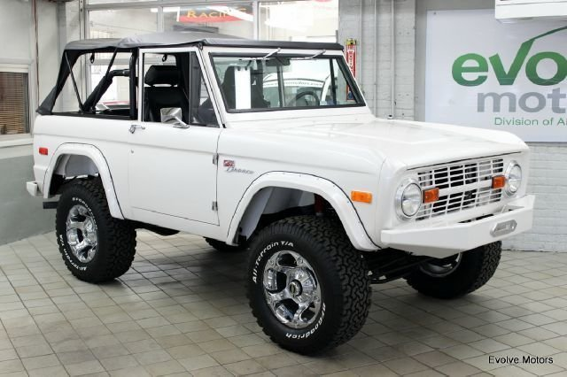 For Sale 1976 Ford Bronco