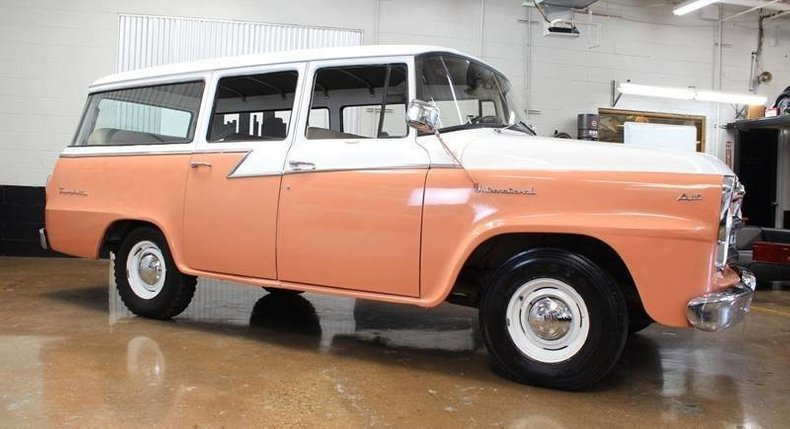 For Sale 1959 International Travelall