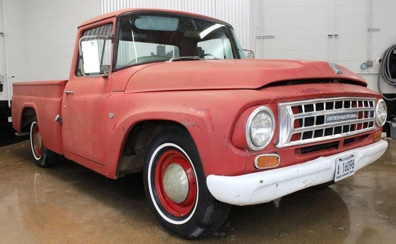 For Sale 1963 International C1000