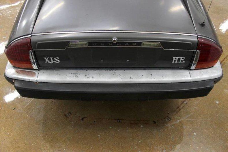For Sale 1985 Jaguar XJS
