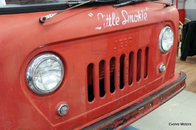 For Sale 1960 Jeep Willys