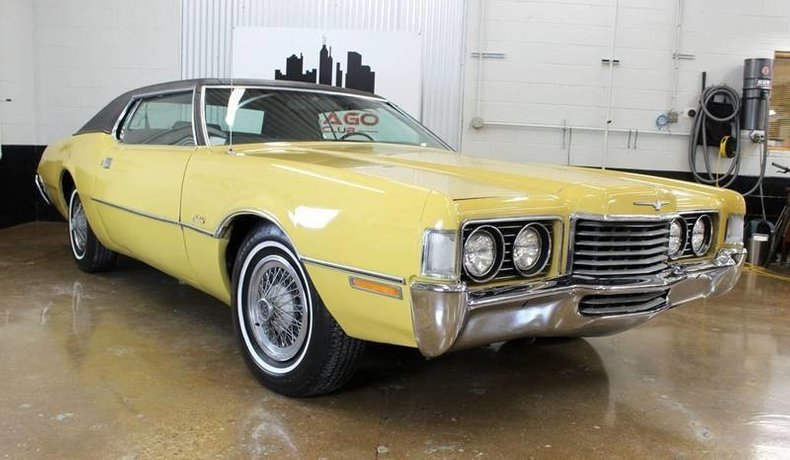 For Sale 1972 Ford Thunderbird