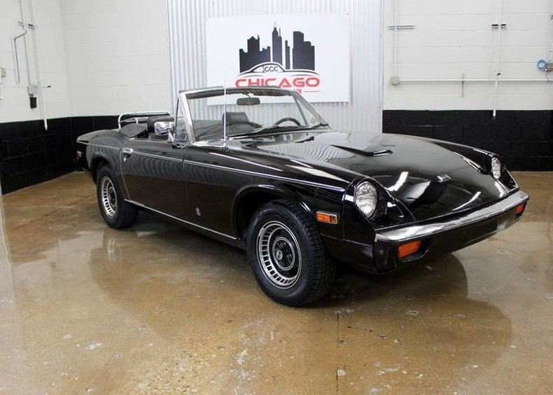 For Sale 1973 Jensen Healey MK1