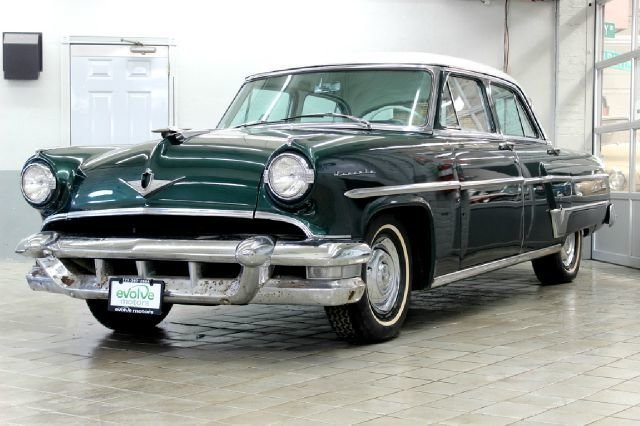 For Sale 1954 Lincoln Capri