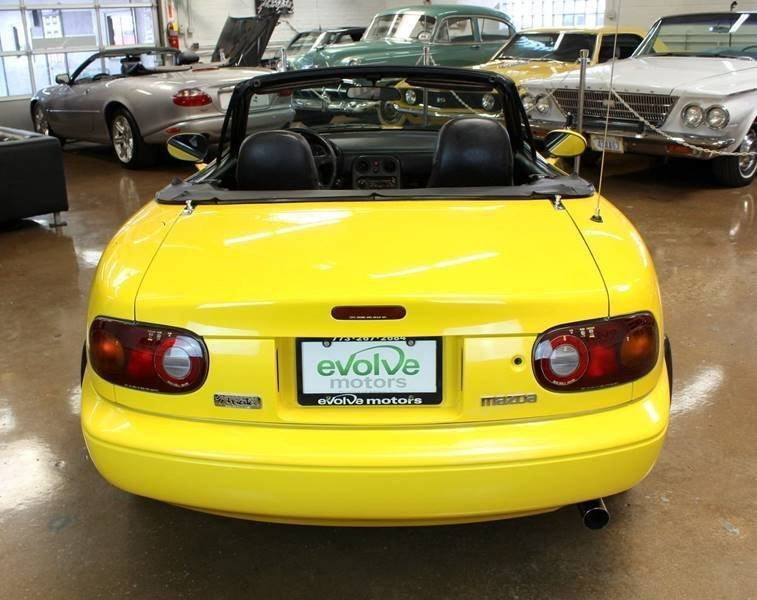 Joe Myers Mazda >> 1992 Mazda MX-5 Miata | Chicago Car Club