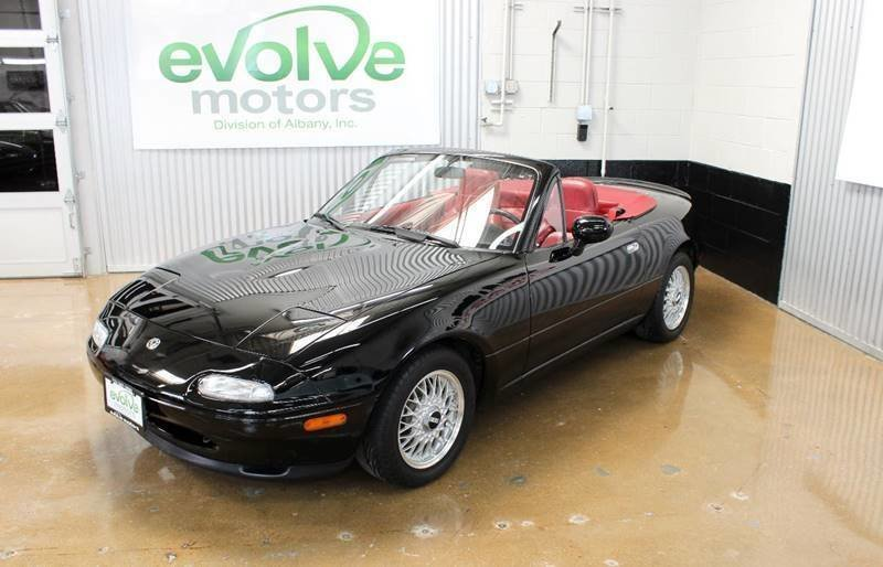 1993 mazda mx 5 miata limited 2dr convertible