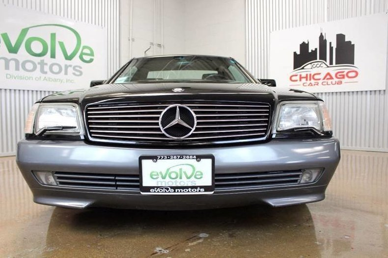 For Sale 1995 Mercedes-Benz SL-Class