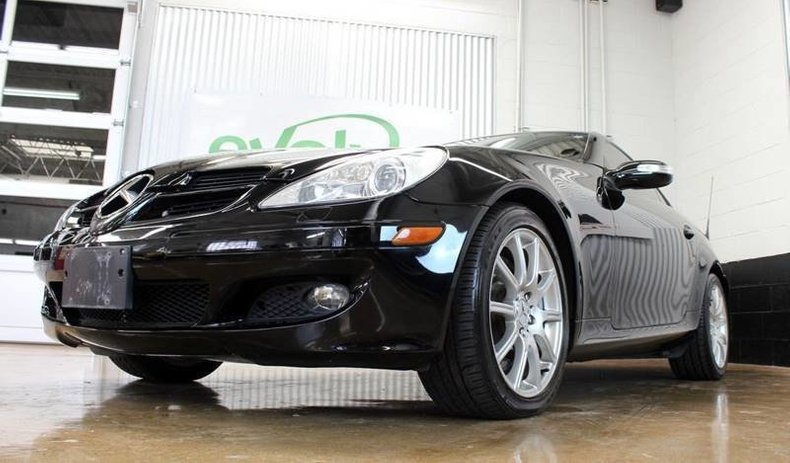 For Sale 2006 Mercedes-Benz SLK