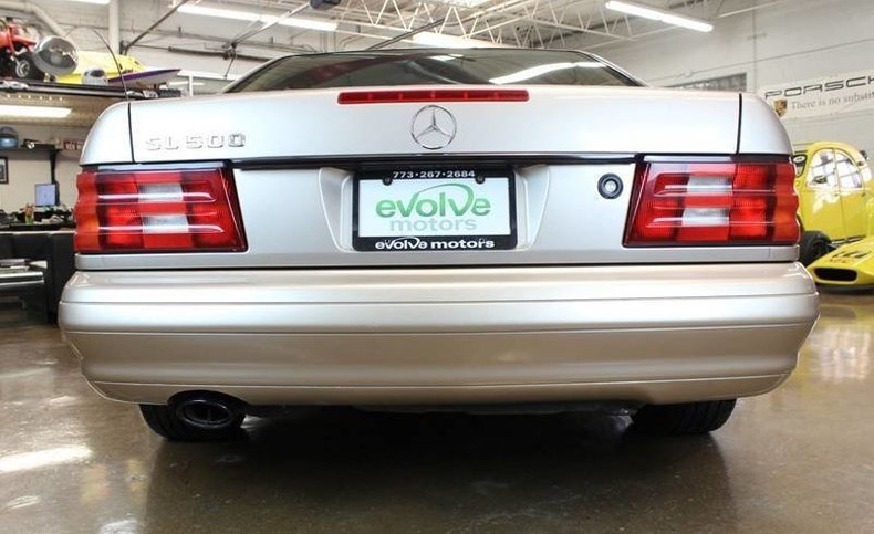 For Sale 2000 Mercedes-Benz SL-Class