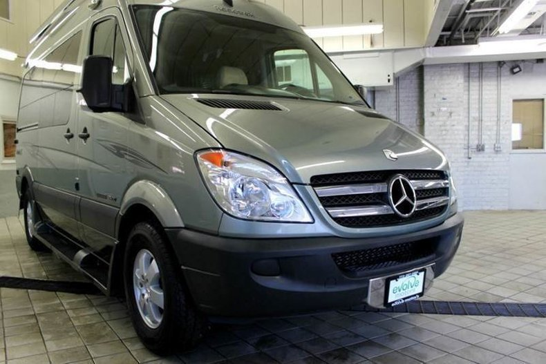 For Sale 2011 Mercedes-Benz Sprinter Cargo