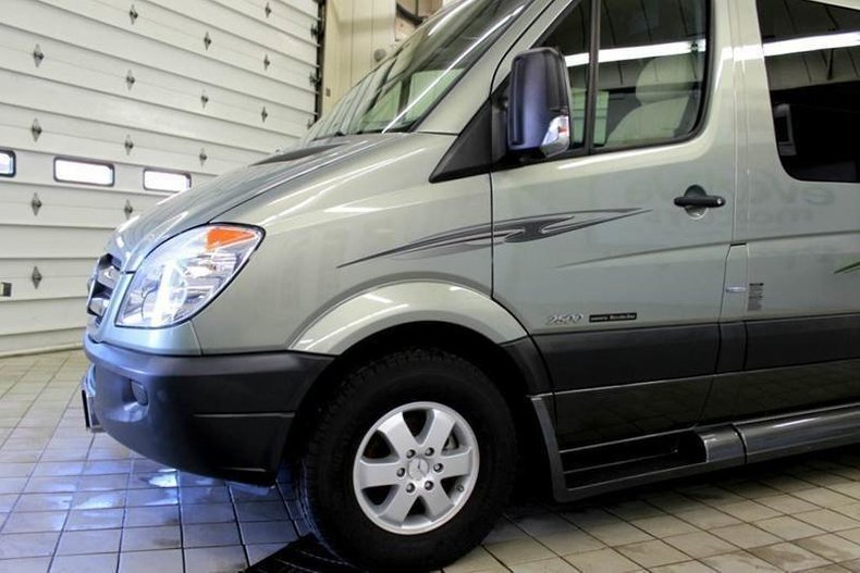 For Sale 2011 Mercedes-Benz Sprinter Cargo