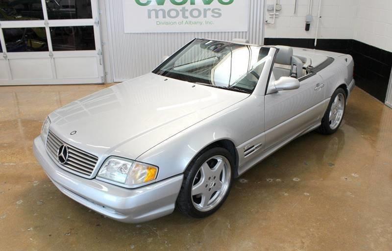 1999 mercedes benz sl class sl 600 2dr convertible