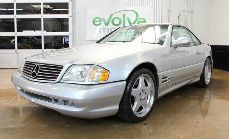 For Sale 1999 Mercedes-Benz SL-Class