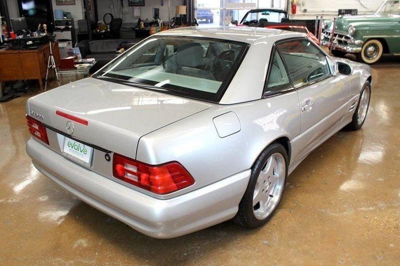 For Sale 1999 Mercedes-Benz SL-Class