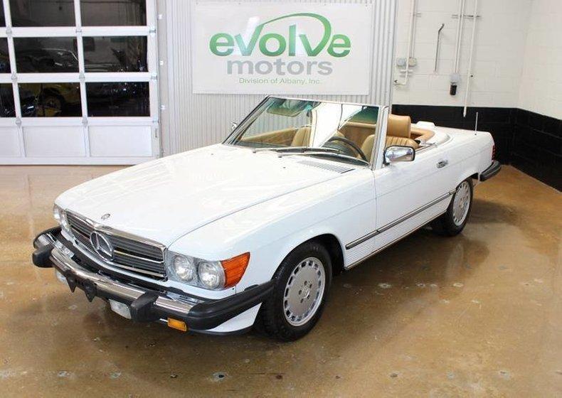 For Sale 1988 Mercedes-Benz 560-Class